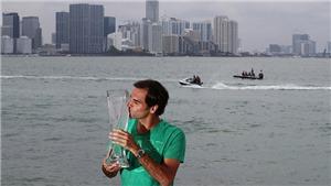 Hạ Nadal ở chung kết Miami Masters, Federer tiếp tục hồi sinh kỳ diệu