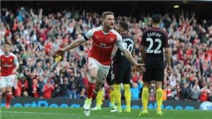 Cuộc đua top 4 Premier League: Arsenal tuyệt vọng, Man City 'cửa sáng'