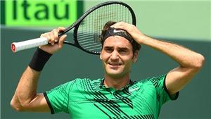 Tennis ngày 6/4: Federer thành công nhờ từ thiện. Djokovic kỳ vọng hồi sinh tại Davis Cup