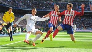 BIG BET: Dự đoán và tỉ lệ trận Real Madrid - Atletico (Vòng 31 La Liga)
