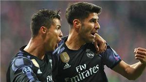 Vì Asensio là viên ngọc của Zidane