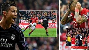 CẬP NHẬT tin tối 14/4: Ronaldo lớn tiếng 'đe dọa' Bayern. Ibra muốn vô địch Champions League với Man United