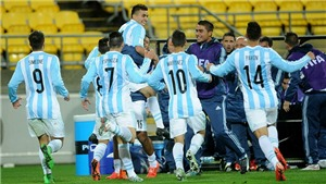 VFF chi 6 tỷ mời U20 Argentina, Quang Hải lỡ hẹn U20 Việt Nam