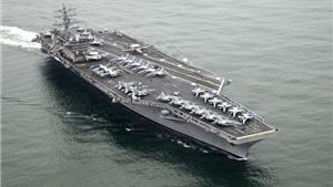 Hành động mới đầy nguy hiểm của Mỹ ở vùng biển Triều Tiên