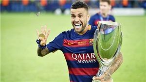 Barca không thiếu gì, chỉ thiếu Alves