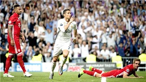 Trong cuộc chơi của Zidane, Real Madrid đã sẵn sàng làm nên lịch sử