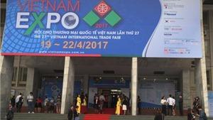 Khai mạc hội chợ Vietnam Expo 2017: Tăng cường kết nối khu vực và quốc tế