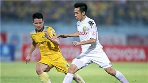 V-League 'dở khóc, dở cười' với U20 Việt Nam
