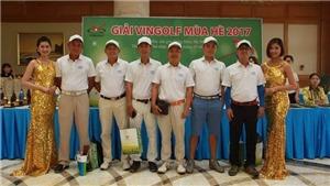 Vingolf Club tổ chức giải golf hè 2017 với chất lượng cao