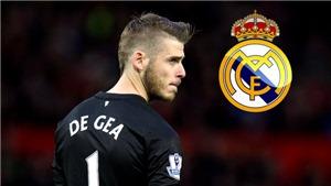 De Gea đạt thỏa thuận gia nhập Real, trở thành thủ môn đắt nhất thế giới
