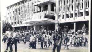 Bài tường thuật giờ phút lịch sử trưa 30/4/1975: Bức điện từ Sài Gòn