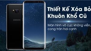 Mua Samsung, nhận quà 'khủng' từ Thế Giới Di Động