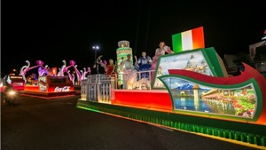 Hàng loạt sự kiện đồng hành cùng pháo hoa, Đà Nẵng tưng bừng lễ hội