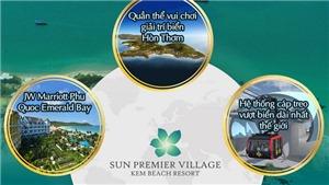 Bãi Kem sẽ được định vị trên bản đồ nghỉ dưỡng Thế giới