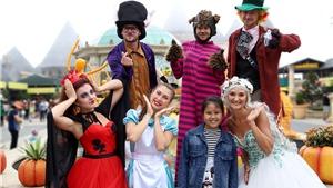 Check-in thế giới hắc ám vui nhộn tại Sun World Ba Na Hills mùa Halloween