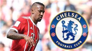 Hàng thủ Chelsea: Jerome Boateng sẽ thay thế John Terry?