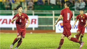 U22 Việt Nam 8-1 U22 Macau: U22 Việt Nam tạo mưa bàn thắng