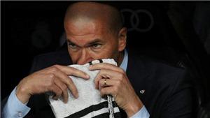 Thua Betis, Zidane kêu: 'Bóng không chịu vào lưới'. Casemiro: 'Real quá đen đủi'