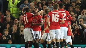 Video clip highlights bàn thắng trận M.U 4-1 Burton Albion