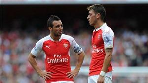 Arsenal & 5 nguyên nhân dẫn đến mùa giải bỏ đi