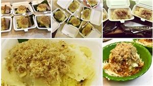 Quán xôi vỉa hè đông nghịt khách ăn ở Hà Nội có gì đặc biệt?