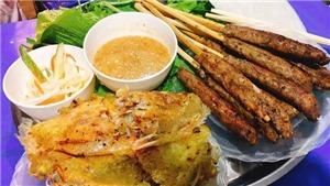 Ăn bánh xèo, nem lụi ngon đúng 'chất' ở Hà Nội