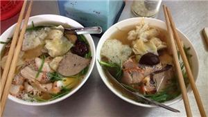 Top 7 quán mỳ vằn thắn ngon đặc biệt ở Hà Nội