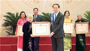 Đồ họa: Những tác giả được trao Giải thưởng Hồ Chí Minh năm 2016