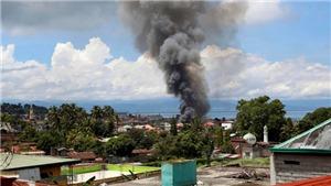 Philippines tuyên bố IS đã 'xâm lược' nước này