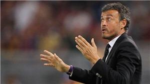 Luis Enrique rời Barca: Sứ mệnh đã hoàn thành