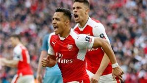 ĐIỂM NHẤN Arsenal 2-1 Man City: Trận lớn, Sanchez vẫn là ngôi sao. Man City bây giờ phải giữ được top 4