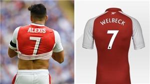 Arsenal vô tình để lộ Alexis Sanchez sẽ ra đi