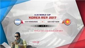 TRỰC TIẾP FIFA U20 World Cup 2017: U20 Mỹ - U20 Saudi Arabia