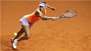 QUAN ĐIỂM: Chỉ những kẻ ghen tị và hẹp hòi mới chỉ trích Sharapova