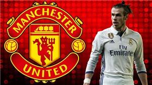Real mua Mbappe thì Gareth Bale sẽ tới Man United?
