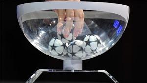 Bốc thăm bán kết Champions League 2016-17