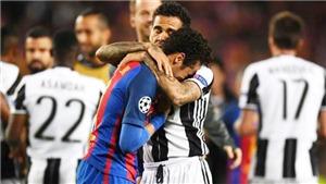 Barca bị Juventus loại, Neymar khóc như mưa, và rộ tin đồn sẽ ra đi
