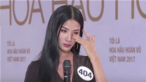 VIDEO: Hoàng Thuỳ bật khóc khi bị Phạm Hương 'chất vấn'