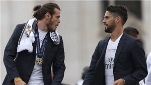 CẬP NHẬT tối 18/4: Isco thay Bale 'chiến' với Bayern. Klopp muốn giải nghệ ở Liverpool