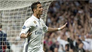 Ronaldo ghi 100 bàn ở Champions League: Sinh ra để làm người hùng