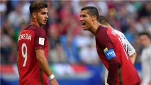 Chicharito nổ súng, Ronaldo xuất sắc nhất trận, Bồ Đào Nha và Mexico chia điểm siêu kịch tính