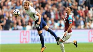 Video clip highlights bàn thắng trận West Ham 2-3 Tottenham