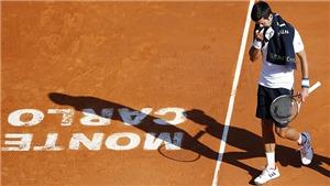 Tennis ngày 22/4: Cộng đồng mạng sốc với Djokovic. Sharapova bị 'dằn mặt'