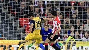 Diego Costa lại ghi bàn, Atletico củng cố ngôi đầu bảng