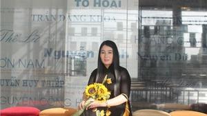 Nhà thơ Vũ Thiên Kiều: Lễ hội lục bát không 'ngán' bão dư luận