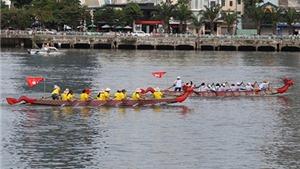 Cuộc thi đua thuyền thành phố Đà Nẵng chào mừng Quốc khánh