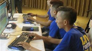 Vòng chung kết FIFA Online 3 toàn quốc: Cháy hết mình theo từng đường bóng