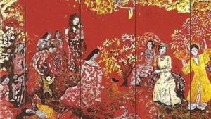 Sơn mài Việt - Hàn trước ngưỡng cửa di sản thế giới