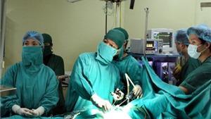 Đồng Nai: Cứu sống bệnh nhân bị vật nhọn đâm thủng tim
