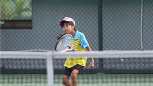 Khởi tranh Giải Quần vợt Thanh thiếu niên xuất sắc toàn quốc 2016